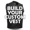 Build Your Own Vest - Choose Stitching Color and Inside Liner