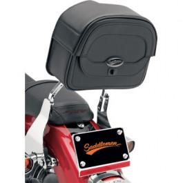 SADDLEMEN Sissy Bar Bag
