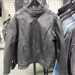 Size 40 Quality Leather Jacket with Removable Zipper Liner - CLEARANCE
