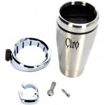 "1 1/4"" Bar Mount Cup Holder with Cup - By Ciro"