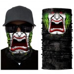 Angry Face Mask / Tube - FM-ANGRY