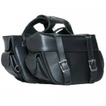 Daniel Smart MFG Two Strap Saddle Bag (13x10x5x20) - DS312