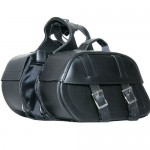 Daniel Smart MFG Two Strap Saddle Bag (15x10x6x18) - DS342