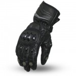 Kevlar Reinforced Palm Knuckle Protection Extended Cuffs Gloves