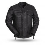 Premium Club Style Jacket with Concealed Carry by First Manufacturing - 'RAIDER'