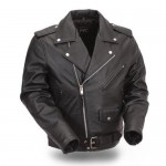 Classic MC Jacket by First Manufacturing - FMM200BMP