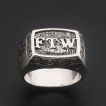 FTW - 316L Stainless Steel Ring