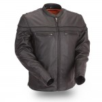 First Manufacturing Maverick Leather Jacket