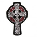 Celtic Cross Patch 3 X 5