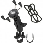"""Handlebar Mount for 1/2"""" to 1 1/4"""" Bars - by Ram Mounts"""