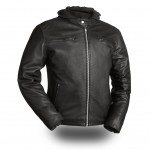 First Manufacturing Street Cruiser Urban Leather Jacket