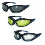 Ultra - Anti Fog UV400 Shatterproof Lenses with Airy Foam by Global Vision