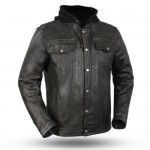 Concealed Carry Jacket with Removable Hoody by First Manufacturing