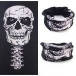 Skull Face Mask Tube - FM-SKULL2